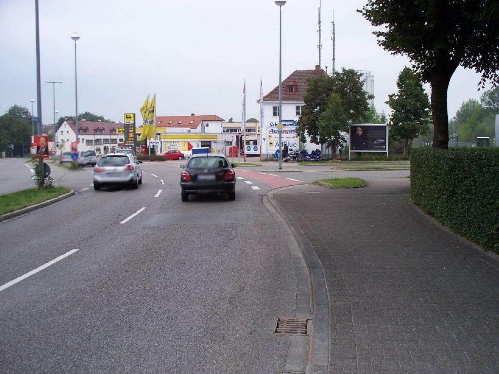 Schumacherring 96 (B 19)  / Ostbahnhofstr.