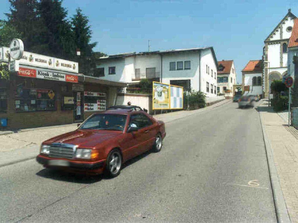 Speyerer Str.  / Nh. Hockenheimer Str.