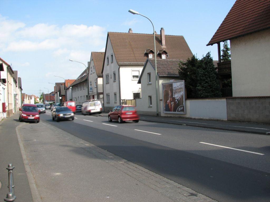 Hanauer Str. 2 (B8) Nh. Kirchstr. - parallel