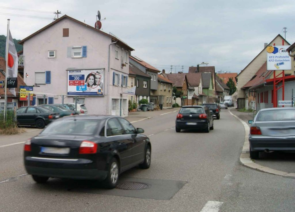 Hauptstr. 156 (B10) Ri. Geislingen