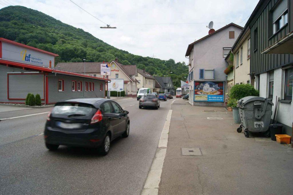 Hauptstr. 156 (B10) Ri. Göpplingen
