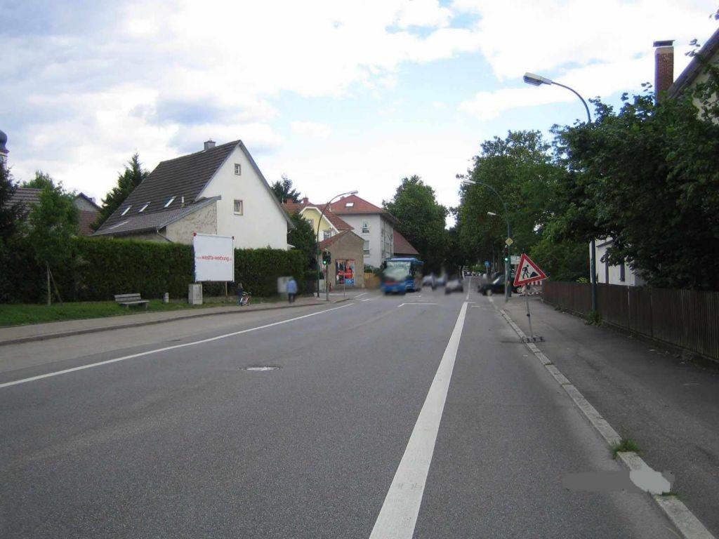 Schwarzwaldstr. / Sonnengasse 20