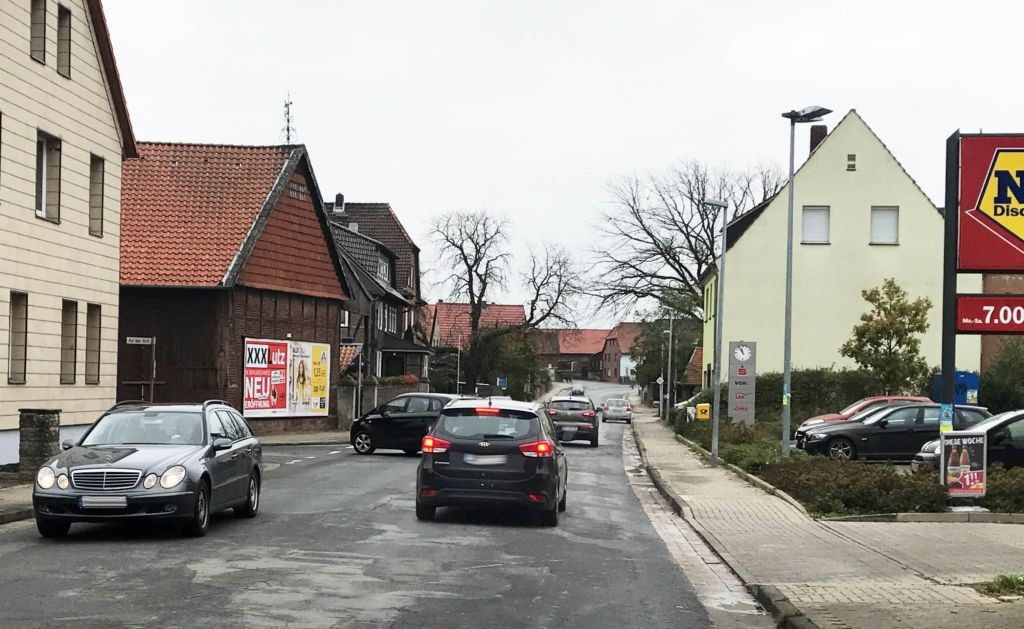 Hauptstr. 39  / Auf der Trift / geg. NP (Edeka)