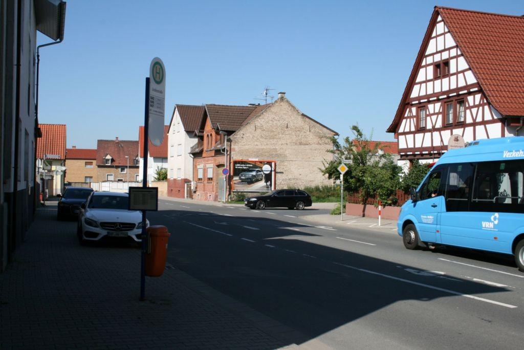 Lindenstr. 31 (L 3411)  quer / Heinrichstr.