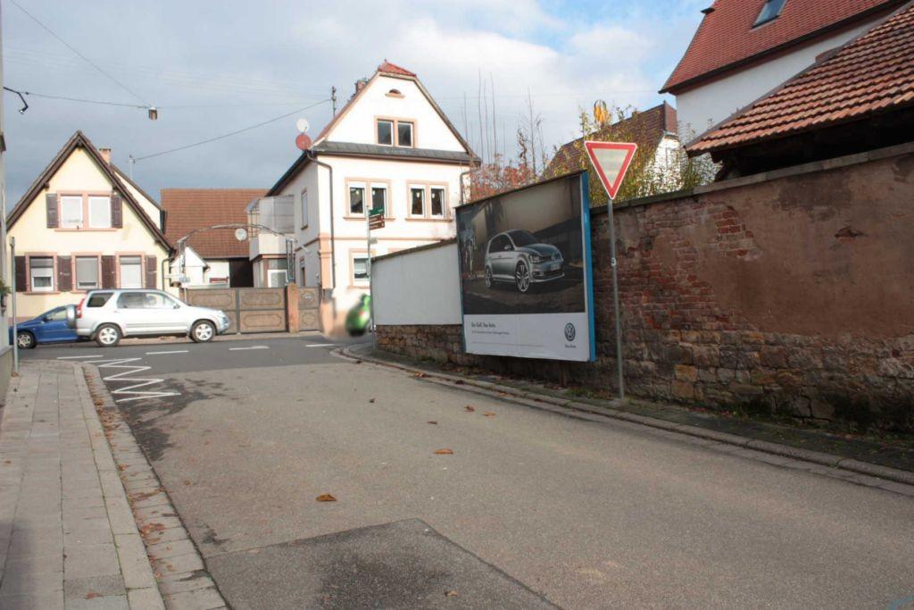 Speyerer Str. / Dammheimer Hauptstr.