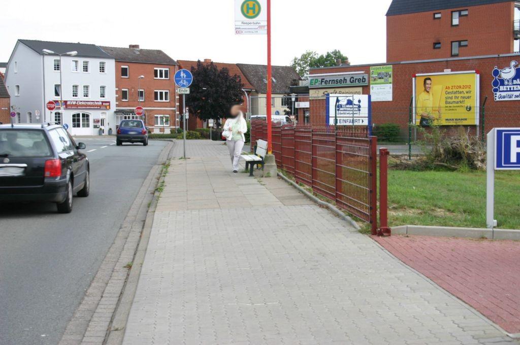 Reeperbahn  / Büchener Weg 5-7 / Einf. EKZ