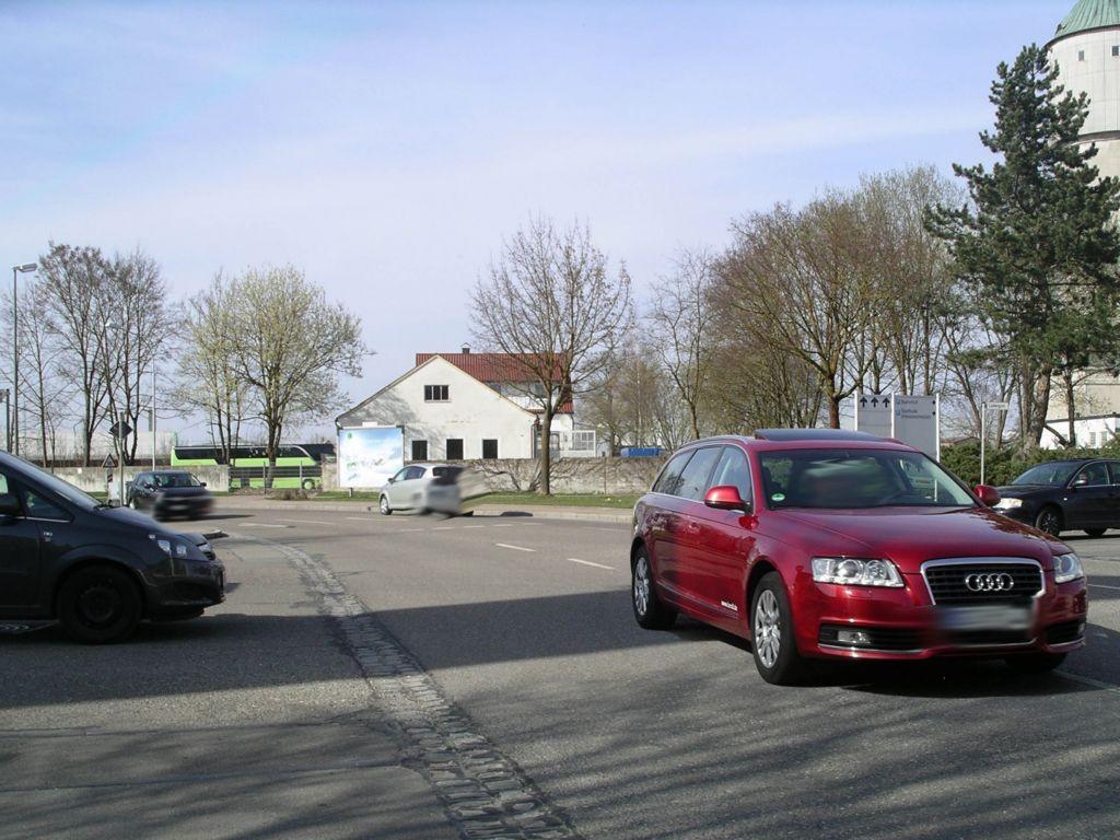Riedhauser Str. 60  / Ludwigstr.