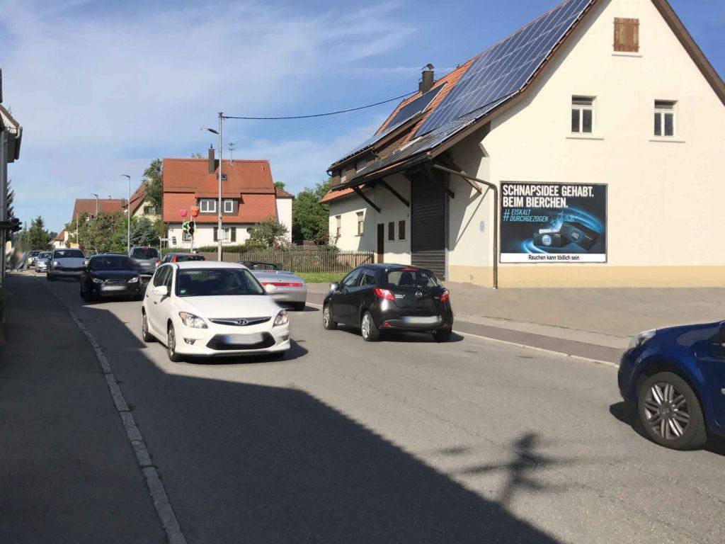 Karlstr. 15  re. quer