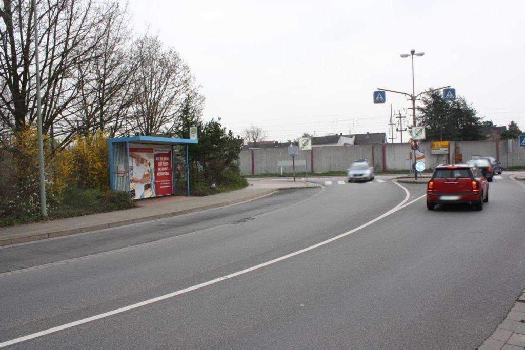 Mühlweg / Pommernring li.