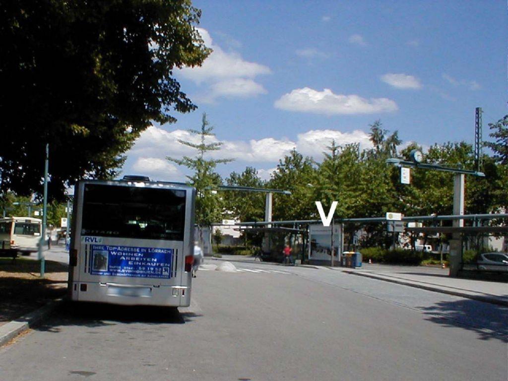Schwarzwaldstr. Nh. Luisenstr. ZOB