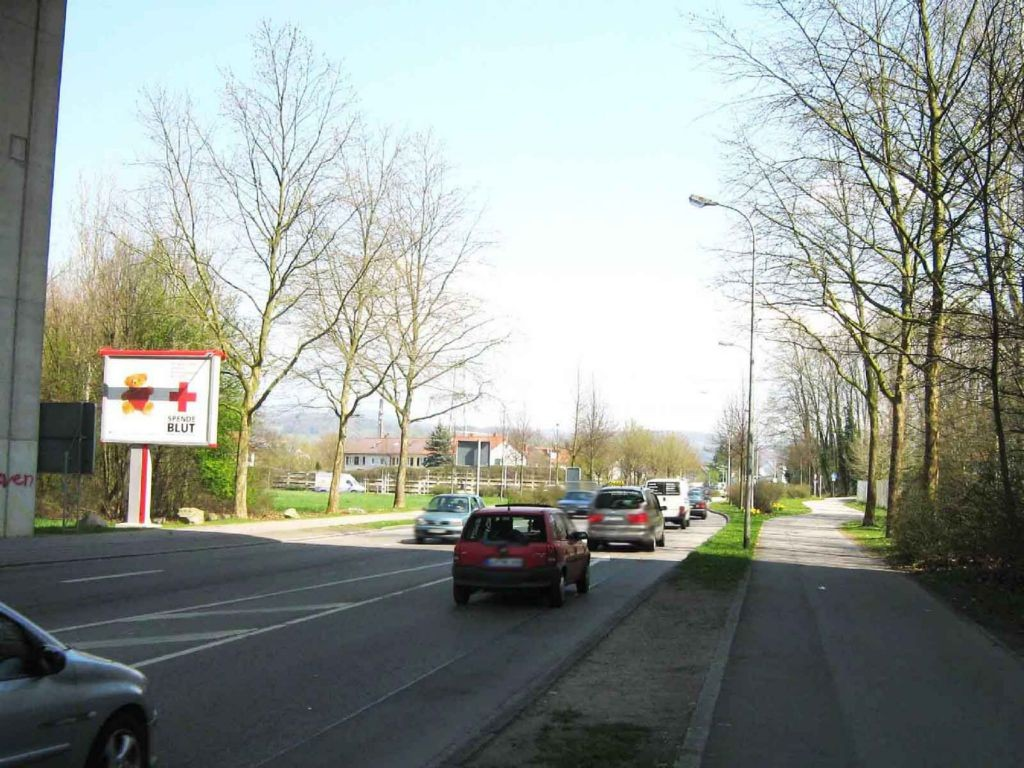 Brombacher Str.  / v. Kreisverkehr / Lörracher Str. RS