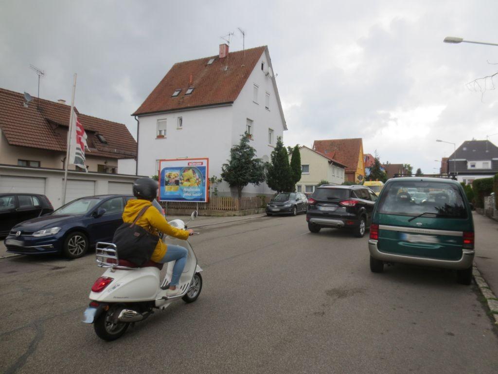 Markgröninger Str. / Hecklestr. quer