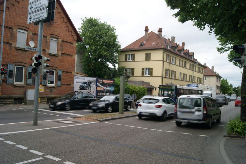 Friedrichstr.  / Alt-Württemberg-Allee 71