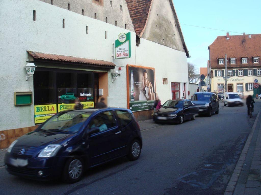 Kloppenheimer Str. Nh. Seckenheimer Hauptstr. 109