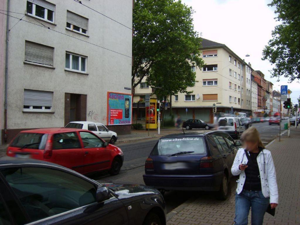 Schwetzinger Str. 110 / Traitteurstr. quer