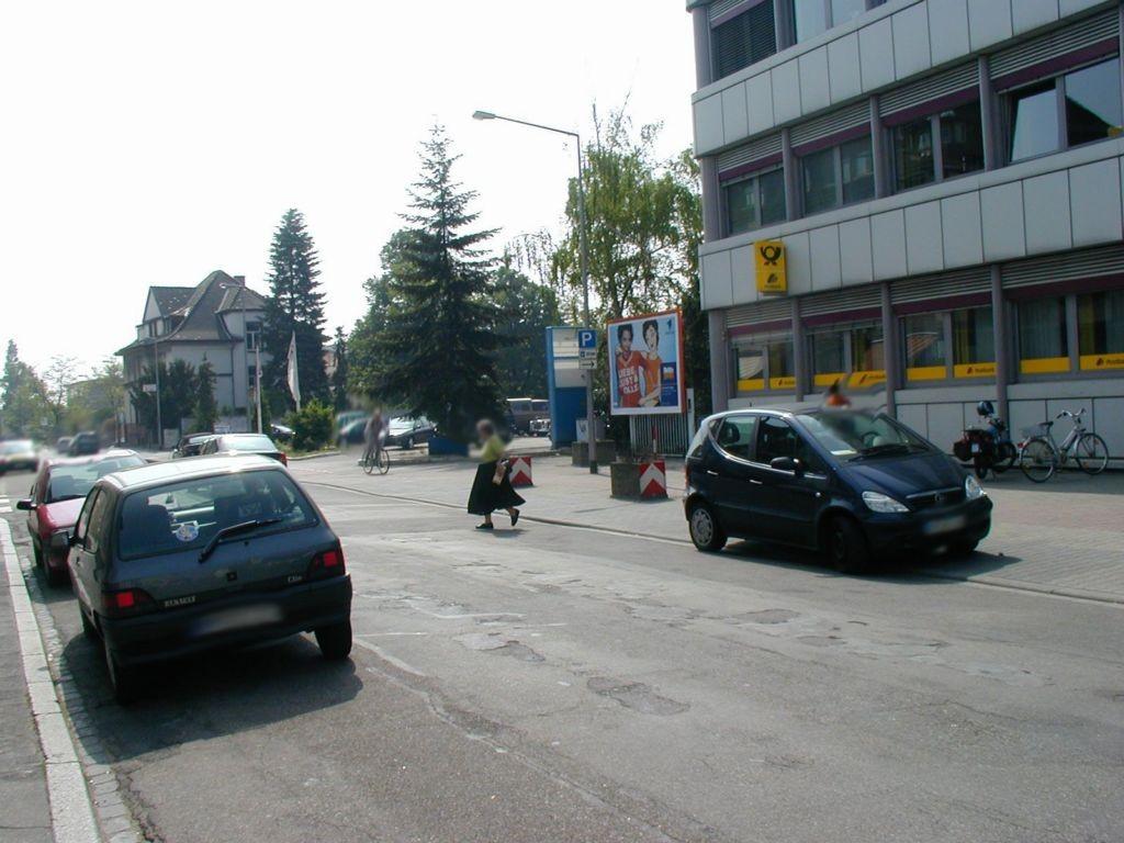 Speckweg 24 a  gg. Tannenstr.