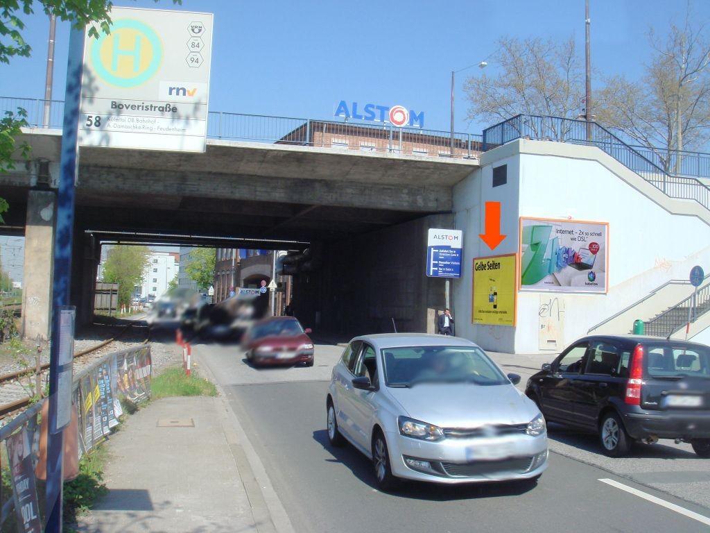 Boveristr. / Neustadter Str.