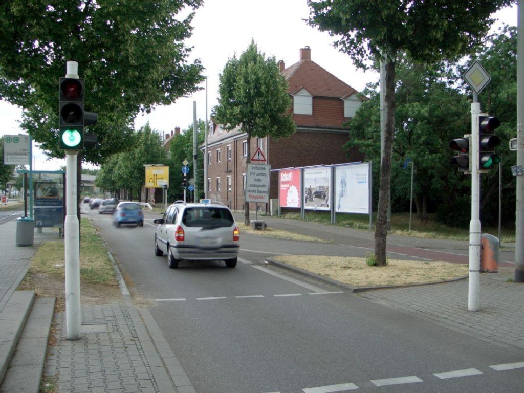 Waldhofstr. neb. Nr. 216 re. gg. Untermühlausstr.