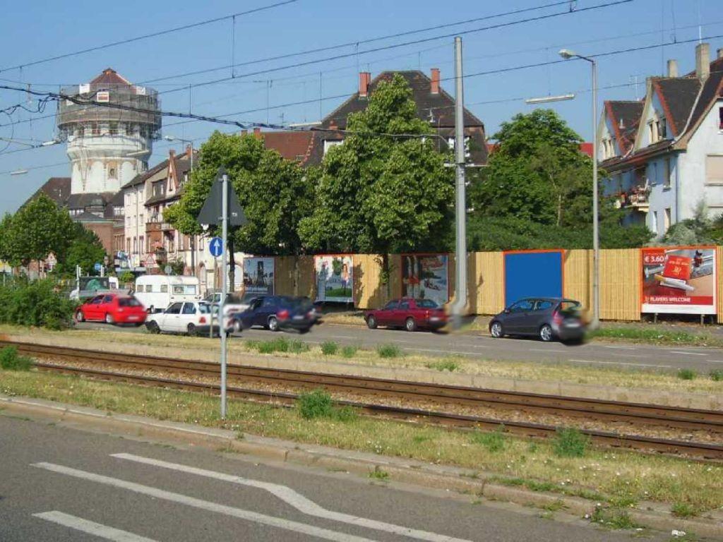 Luzenbergstr. (B 44) zw. Eisenstr. u. Spiegelstr. Sto. 4