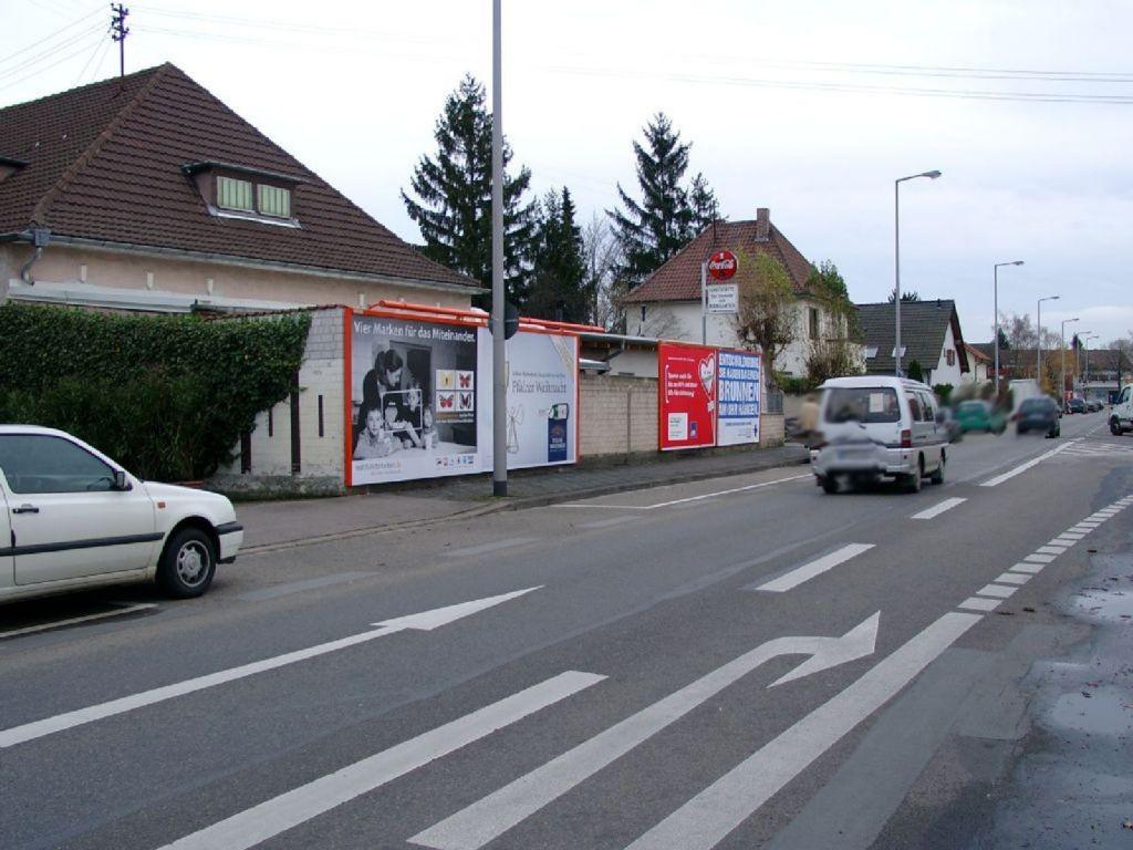 Schwabenstr. 23  / Waldkircher Str. li.