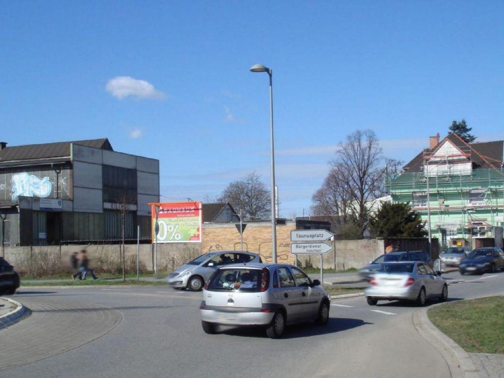 Speckweg 34 quer /Karl-Feuerstein-Str. Kreisel