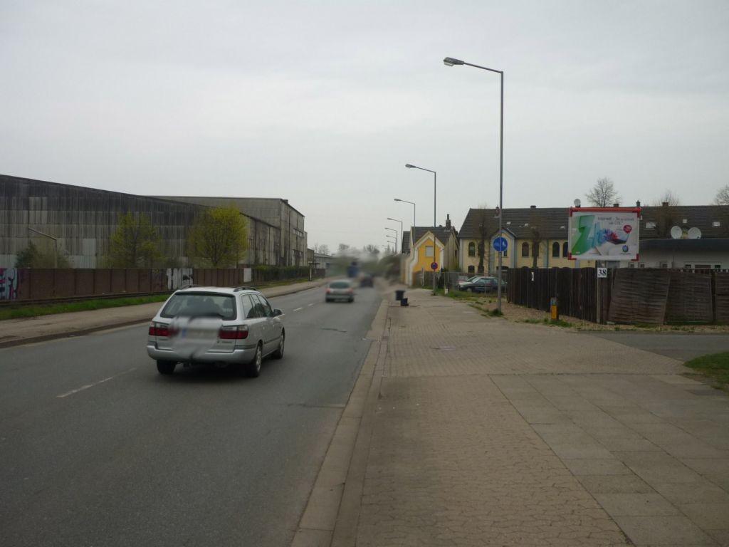 Friedrich-Wilhelm-Str.  Nh. Albrechtstr. VS