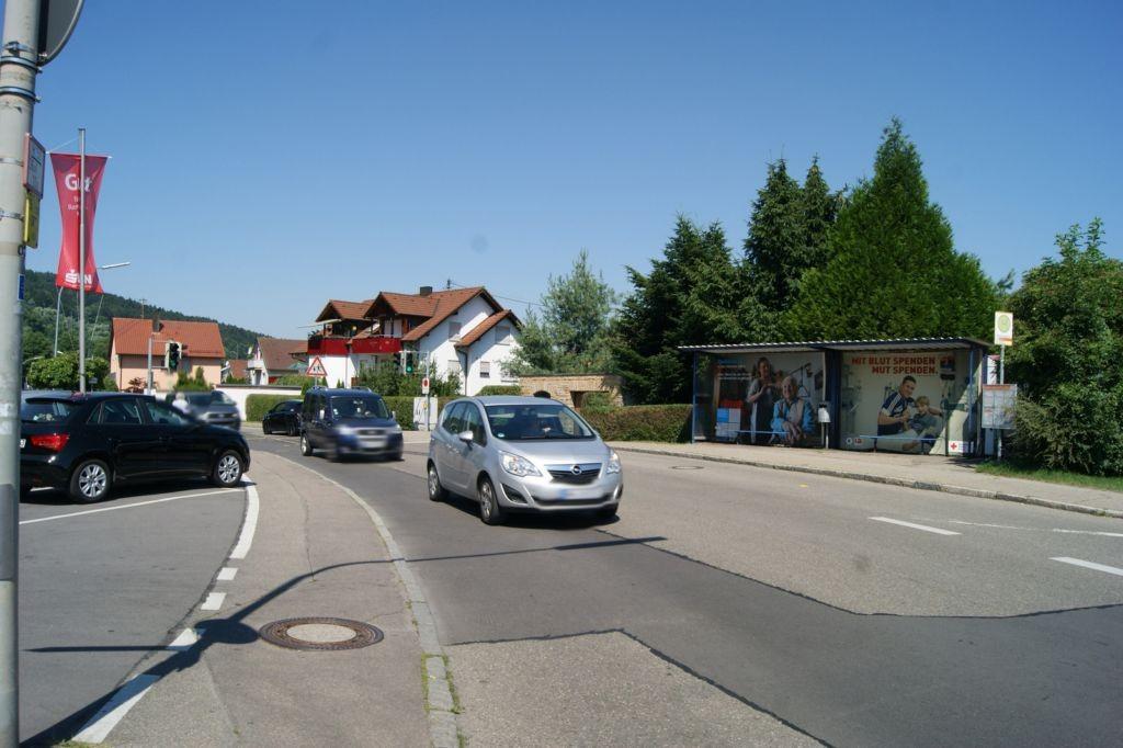 Hörschbach-/Sudetenstr.