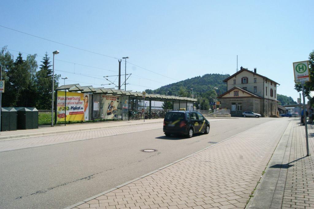 Bahnhof/Busbahnhof VS