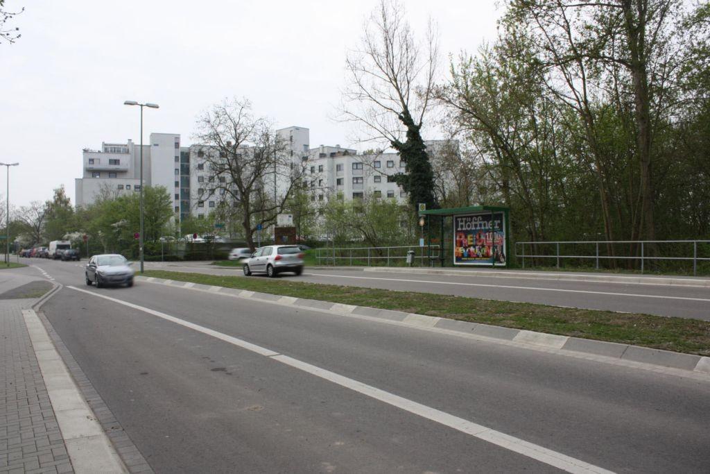 Ludwigshafener Str.  / Unterwald Ri. Ortseinf.