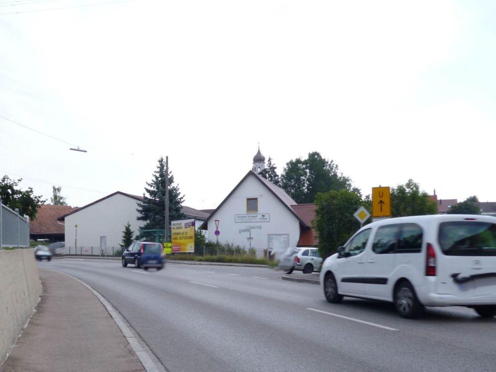 Hirblinger Str.  geg. Hs.-Nr. 8