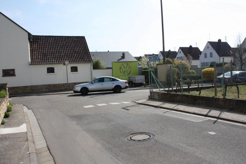 Waldmannstr.  / Weinbergstr.