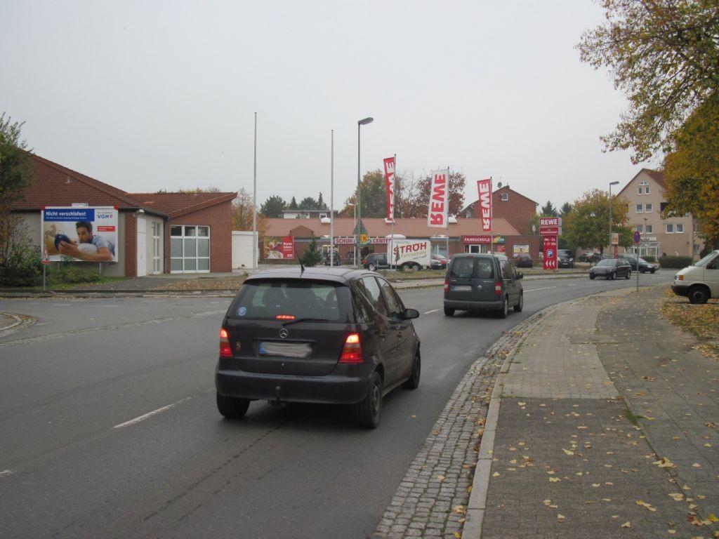 Hannoversche Str. 56  / Rewe Si. Str.