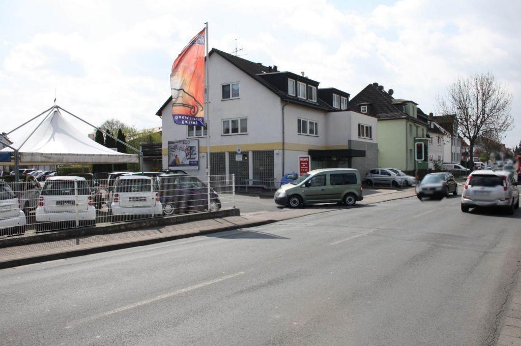 Hannoversche Str. 70  / Einf. Rewe