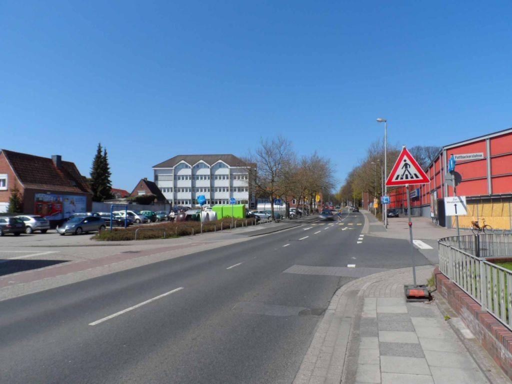 Burggraben / Hooge Riege 52 / Edeka (PP)