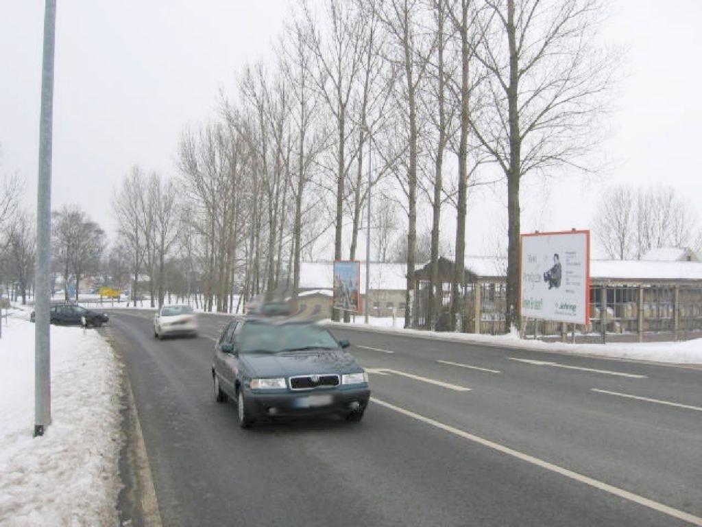 Theumaer Str.  - / Am Johannisberg re. Gewerbegebiet (S 312)
