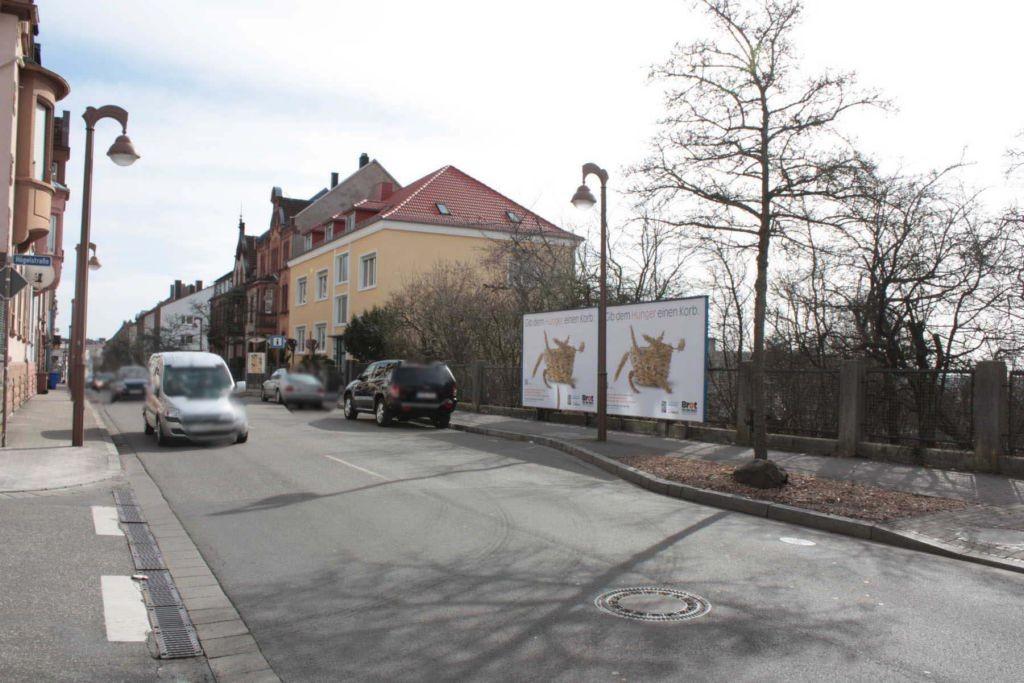 Zweibrücker Str. geg. Nr. 30 / Gartenstr.