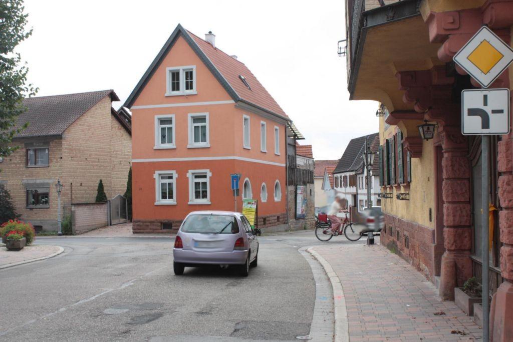 Hauptstr.  / Hoppelgasse