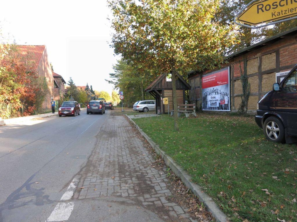 Dorfstr. 12 / Steindamm gg. Roscher Weg