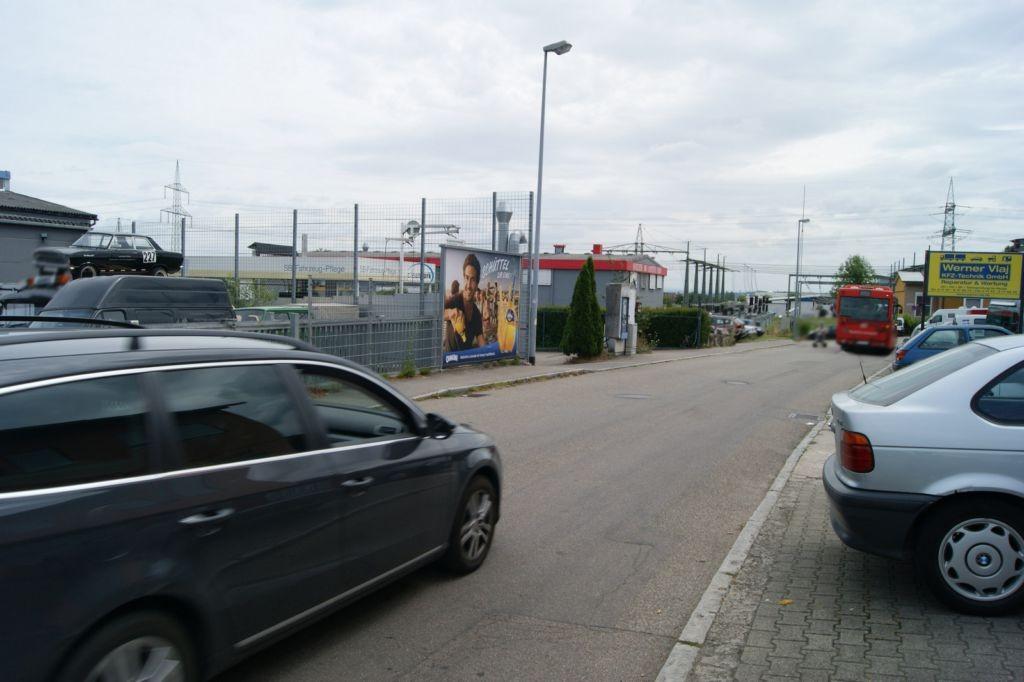 Industriestr./Getränke Kahle