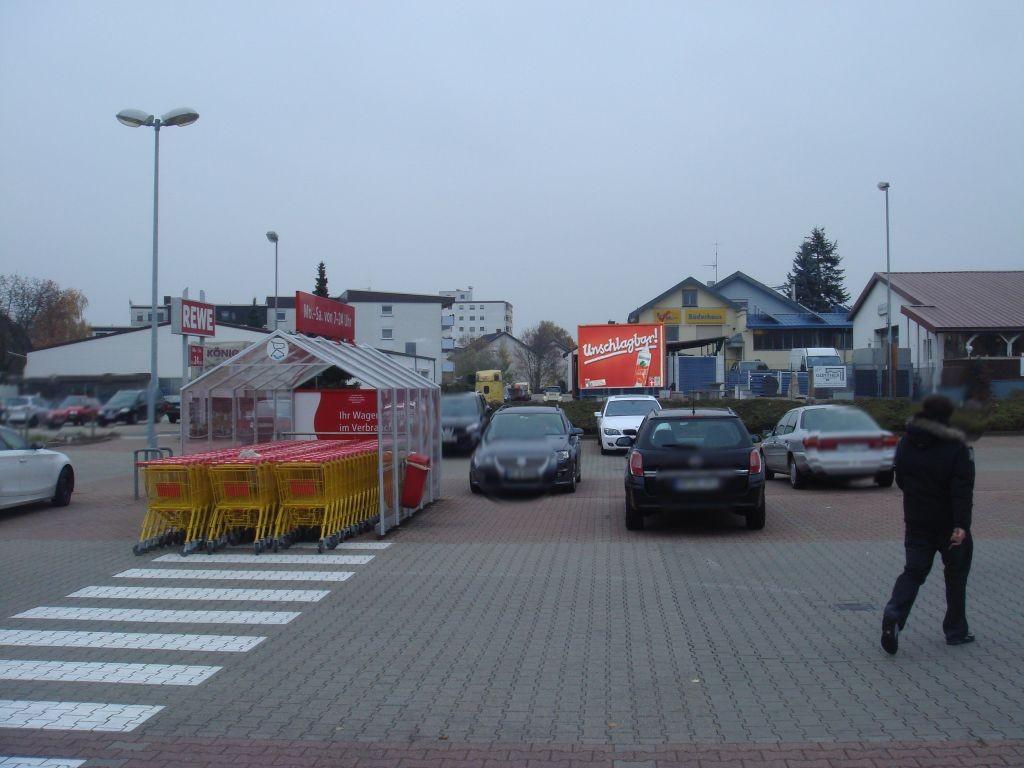 Carl-Benz-Str. 2  / Eichendorffstr. / geg. (PP) Rewe