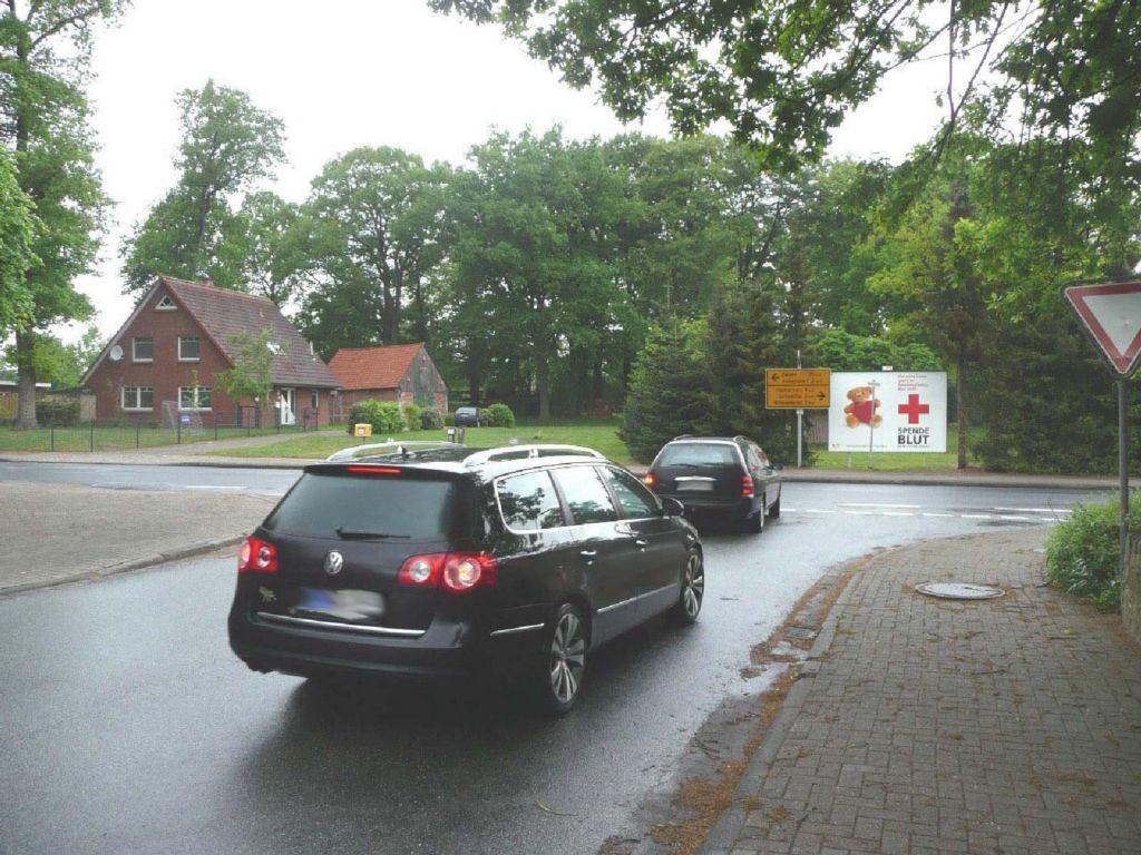 Hoffreeg , gg. Mühlenende