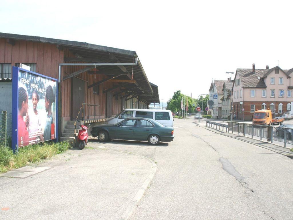 Rosenstr.  / neb. Güterhalle