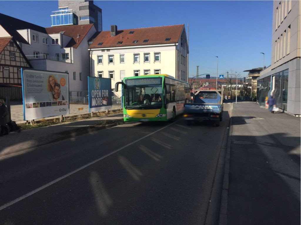 Karlstraße 8  / geg. Post re.