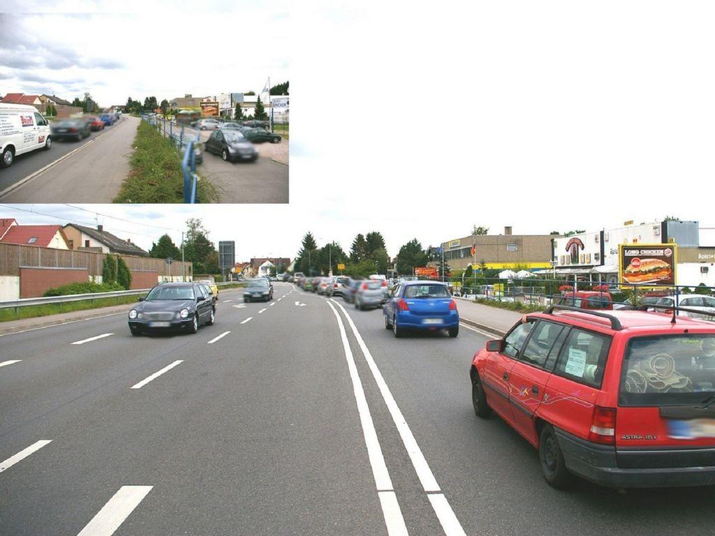 Landstr.  / Autobahnzubringer (L 536) quer
