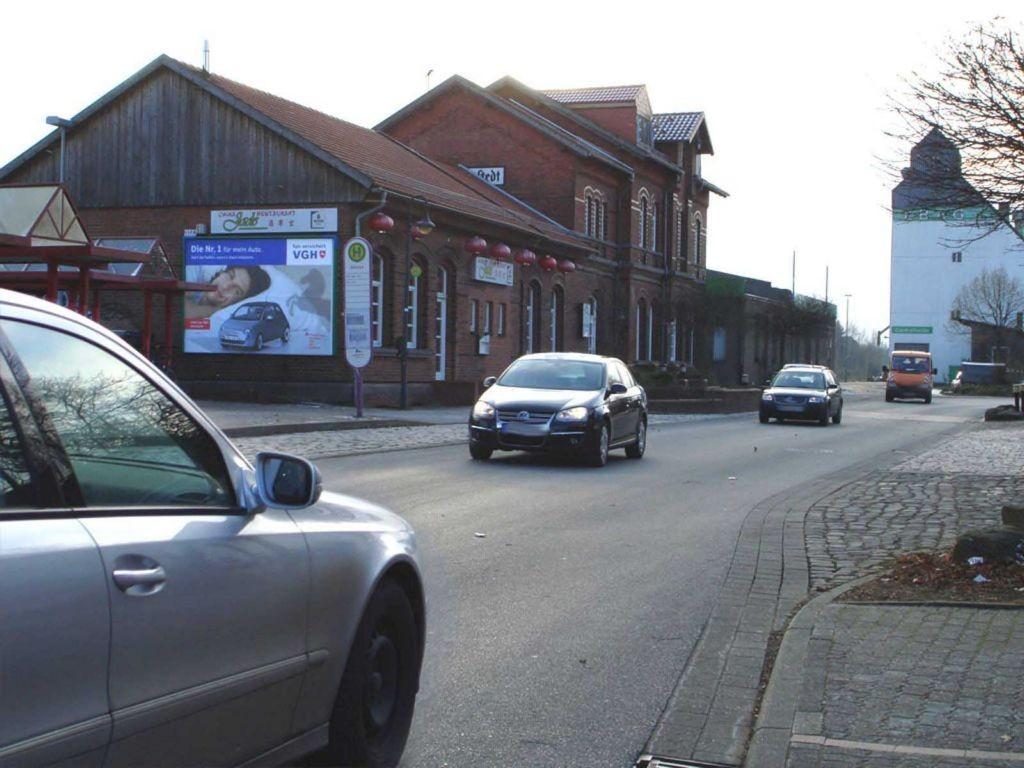 Bahnhofstr. , Bahnhof Nordseite