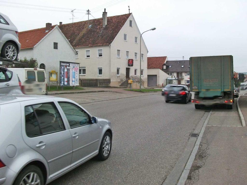 Ulmer Str. 50 (B 16) gg. Gasthof Adler