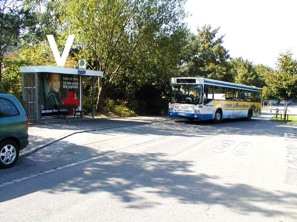Burgbergring 114 / geg. Lupinenweg / Haltest. Schule