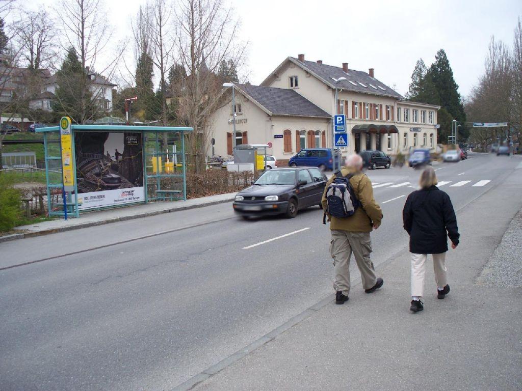 Bahnhofstr.  / West-Bhf