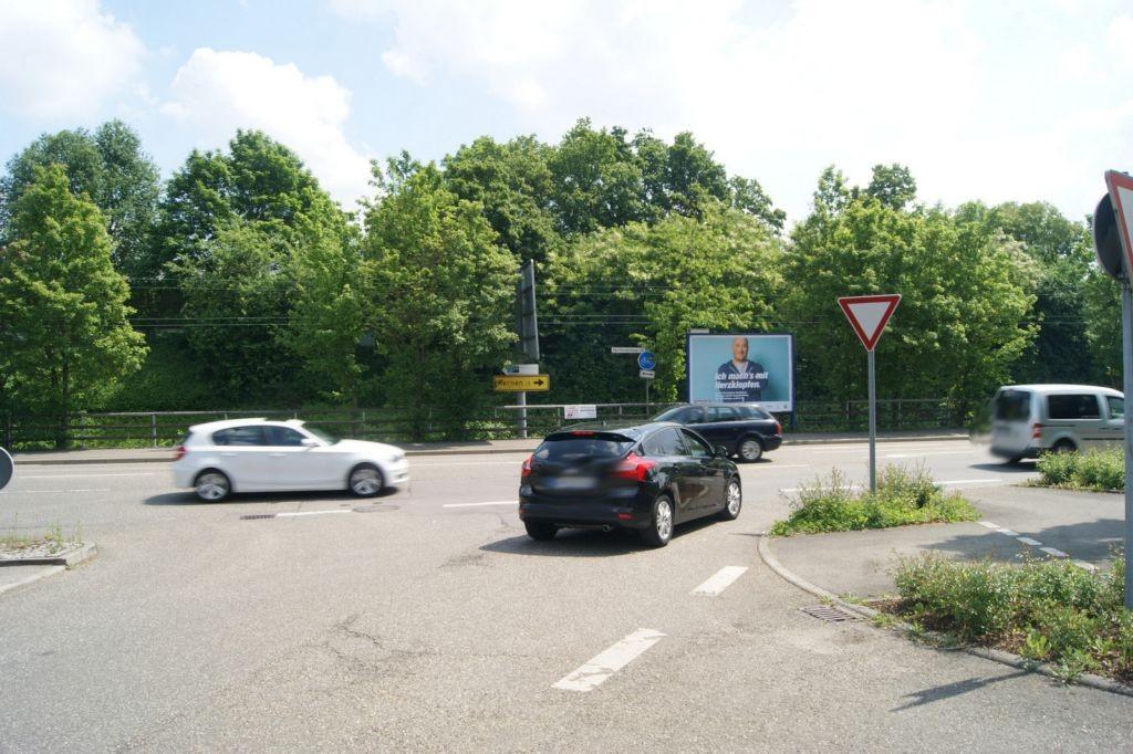Neue Rommelshauserstr.  / Schurwaldstr.