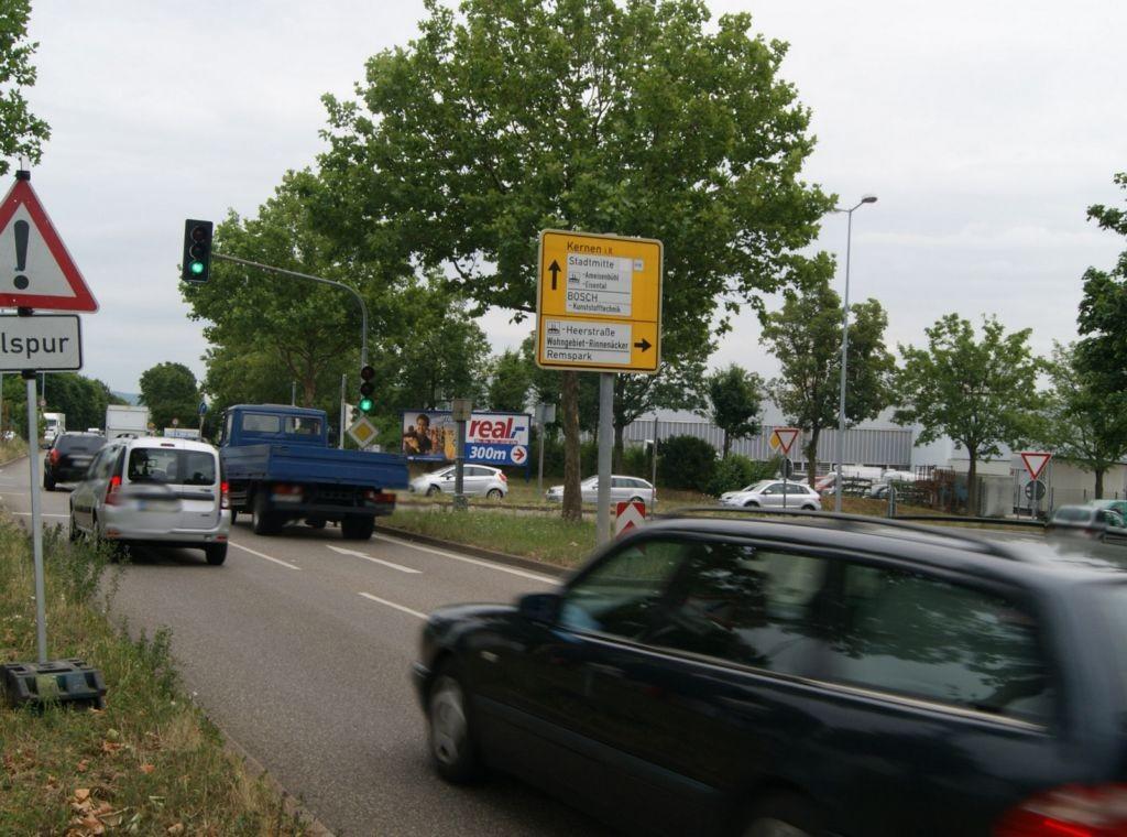 Ruhrstr./Ecke Alte Bundesstraße L1193